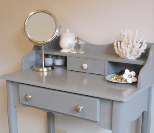 9 DIY Dressing Table Makeovers Youll Like  Shelterness