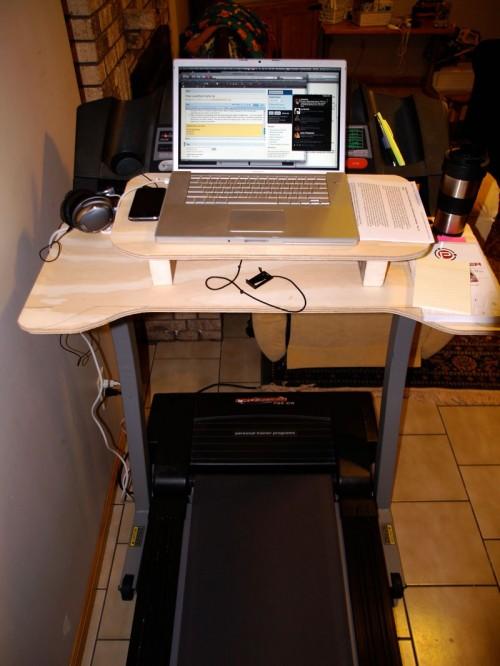 Treadmil Desk
