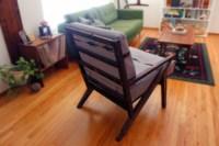 DIY Mid-Century Modern Side Chair - Shelterness