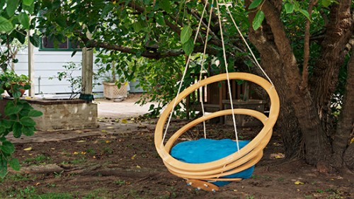 hanging outdoor chairs bliss hammocks zero gravity chair 8 diy and indoor shelterness