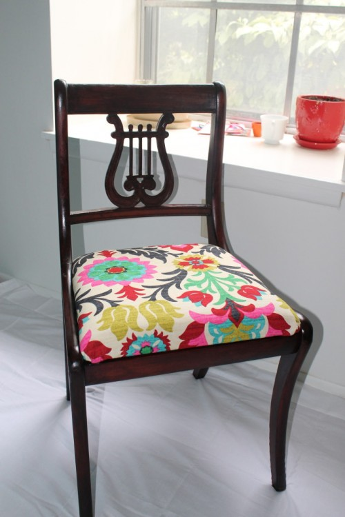 23 Easy And Fast DIY Chair Makeovers  Shelterness