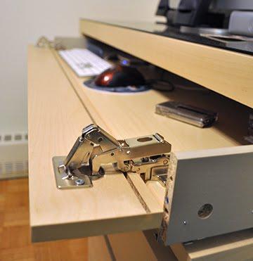 functional diy computer desk