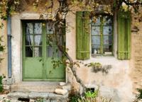 Picture Of Green Front Door