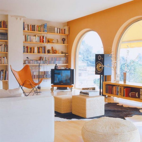 50 Ideas To Organize A Home Library In A Living Room Shelterness