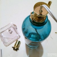 How To Make A Lamp From A Bottle - Shelterness