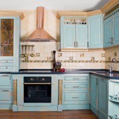 How To Renovate A Kitchen Hotel Room With Cabinets In Provence Style Shelterness Make