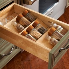 Kitchen Drawer Wall 70 Practical Organization Ideas Shelterness Top Is Perfect For Storing Spice Jars