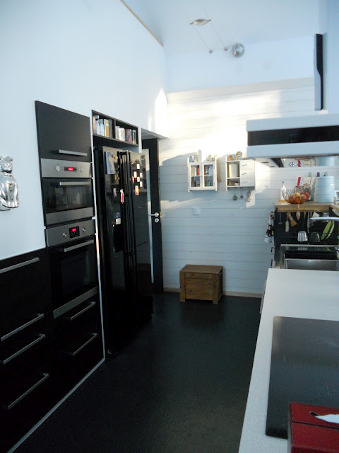 cool kitchen islands island cart ikea 7 kitchens placed under the stairs - shelterness