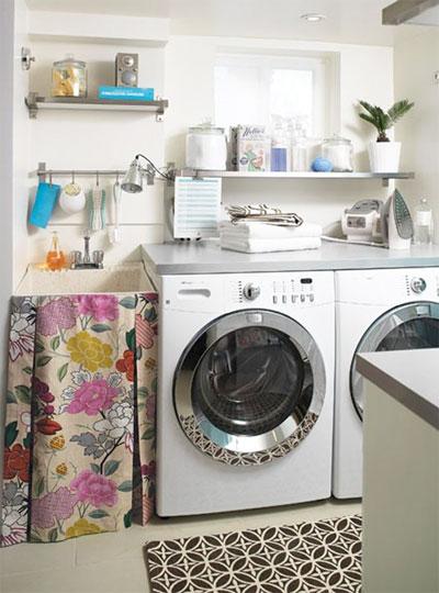 Room Small Laundry Bathroom Plans