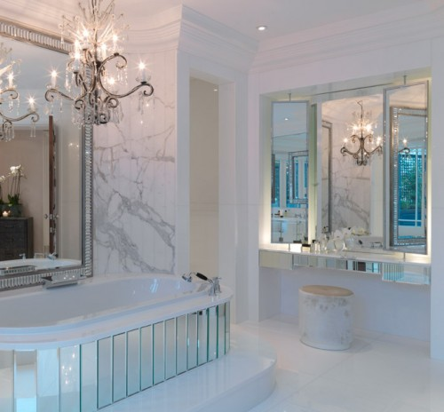 Image Result For Mirror Ideas For Bathroom