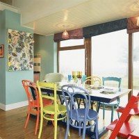 37 Ideas To Use Mixed Dining Chairs In Dining Rooms ...