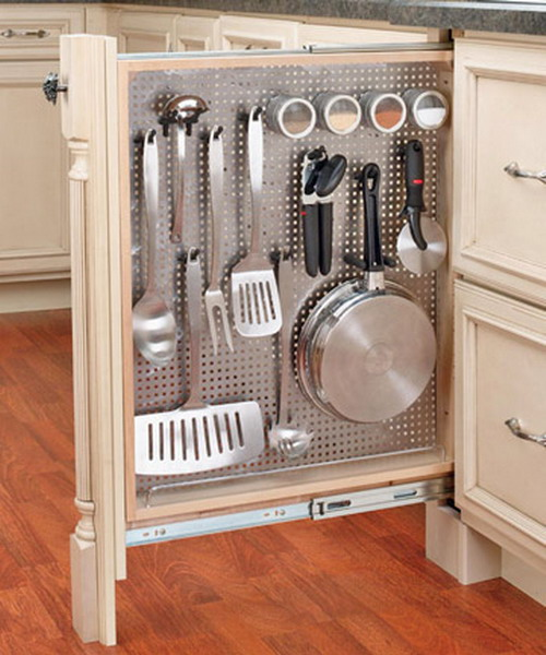 Under Cabinet Pull Out Drawers