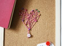 20 Romantic DIY Valentine's Day Art Ideas - Shelterness