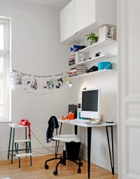51 Cool Storage Idea For A Home Office