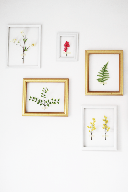 spring feel in your home diy wall d cor ideas shelterness