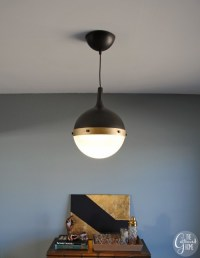 60 The Most Cool DIY Lamps Of 2015 - Shelterness