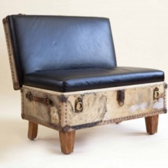 Reupholster Dining Chair What Are Chairs Made Out Of Recycled Suitcase - Shelterness