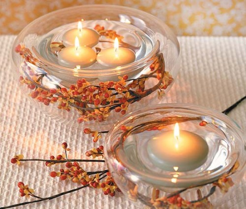 50 Thanksgiving Candle Display Ideas Shelterness