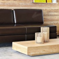 25 Trendy Low Coffee Tables - Shelterness