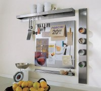 Using Wall-Mount Magnetic Boards To Store And Show Small ...