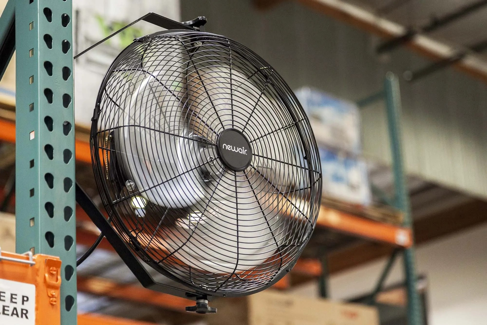 hight resolution of browse industrial fans