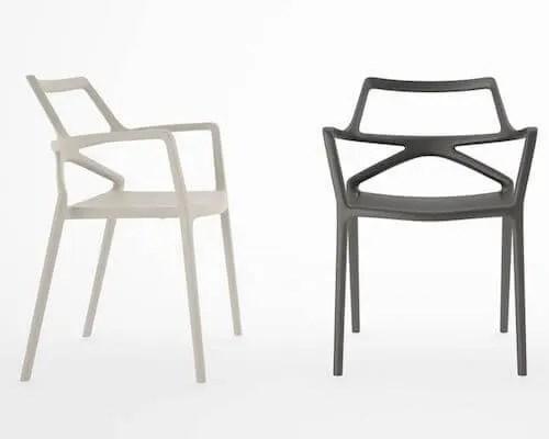 modern metal chairs christopher knight club chair top 10 outdoor dining 2modern vondom delta