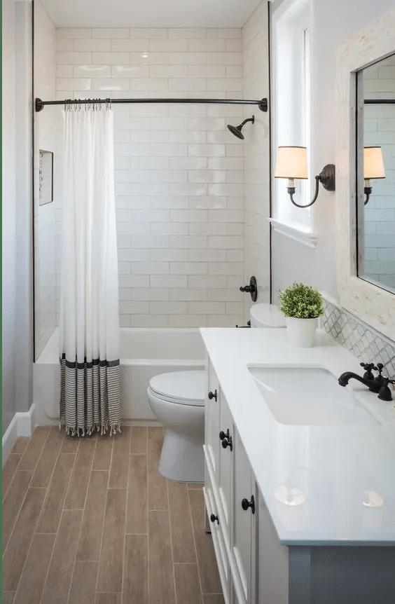 white bathroom inspirational ideas