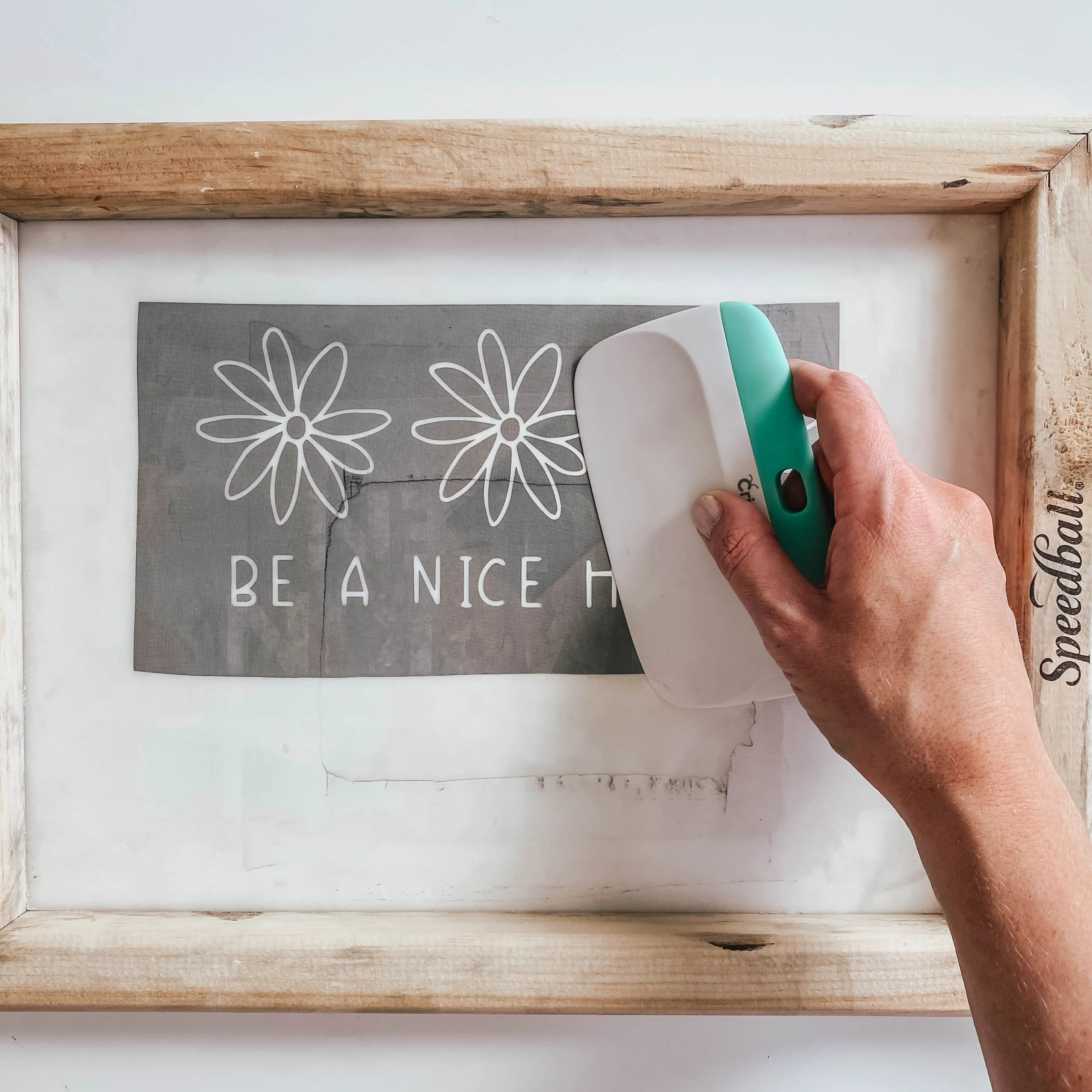 Diy Screen Printing With Cricut