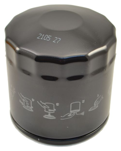 small resolution of traditional canister style spin on oil filter