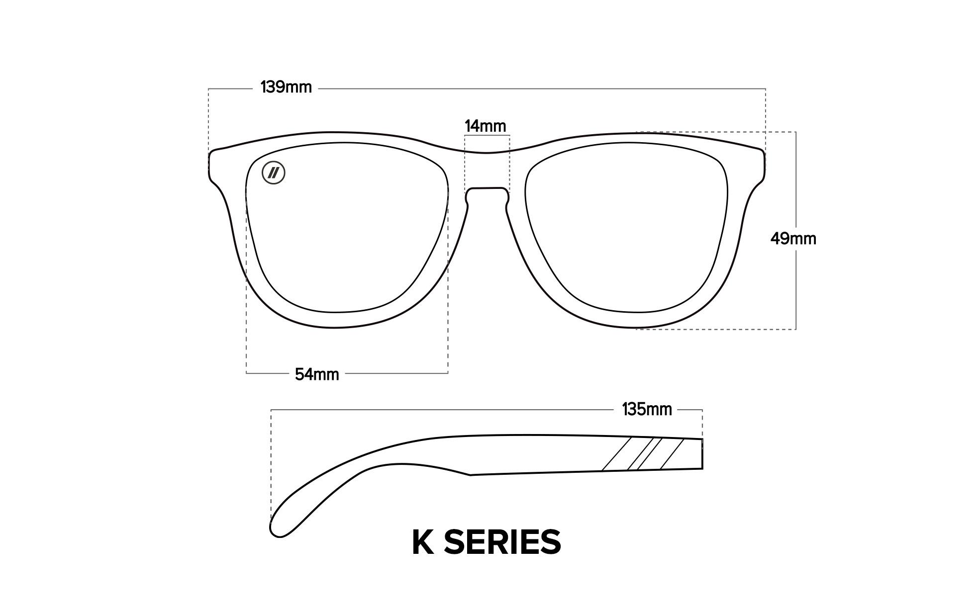 Blenders Eyewear Fit Guide