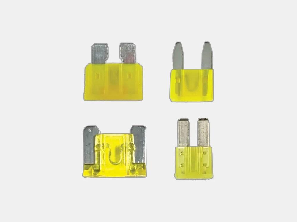 medium resolution of fuse taps