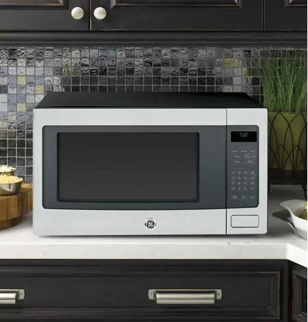 built in and countertop microwaves ge
