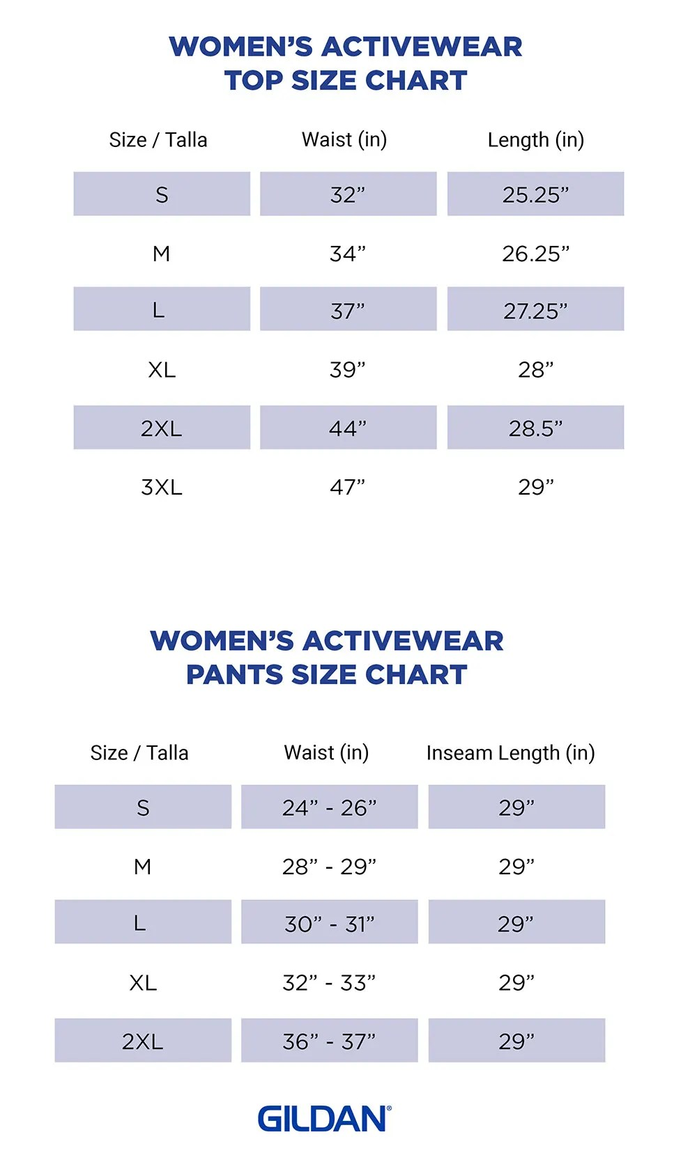 Asian Clothing Size To Us : asian, clothing, Gildan, Chart, Youth, Adults, T-shirt