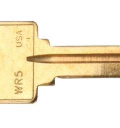 weiser keys usually with an engraving of wr5 or wr3 can be duplicated using the kwikset key type though kwikset keys cannot be used in a weiser lock  [ 2000 x 1000 Pixel ]
