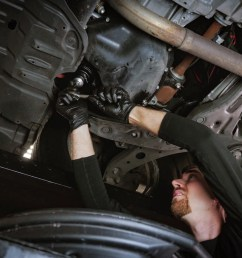 tighten the knurled portion of the tool which activates the spring loaded valve inside the oil filter housing once the housing is drained remove the tool  [ 3000 x 1688 Pixel ]