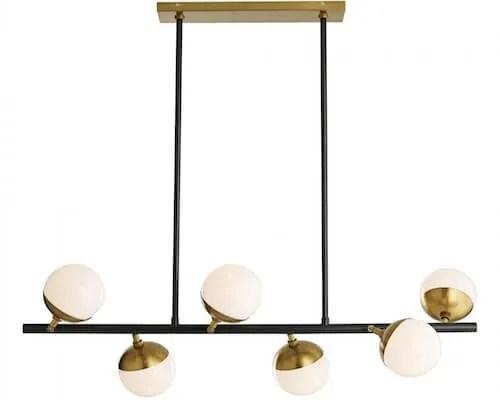 top 10 modern linear pendant lights