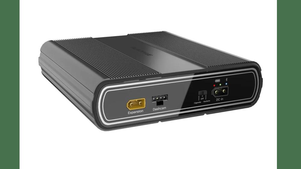 medium resolution of dash cam battery pack