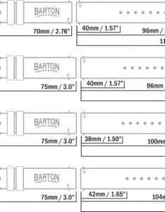 Barton watch band fitting guide quick release silicone also  strap rh bartonwatchbands