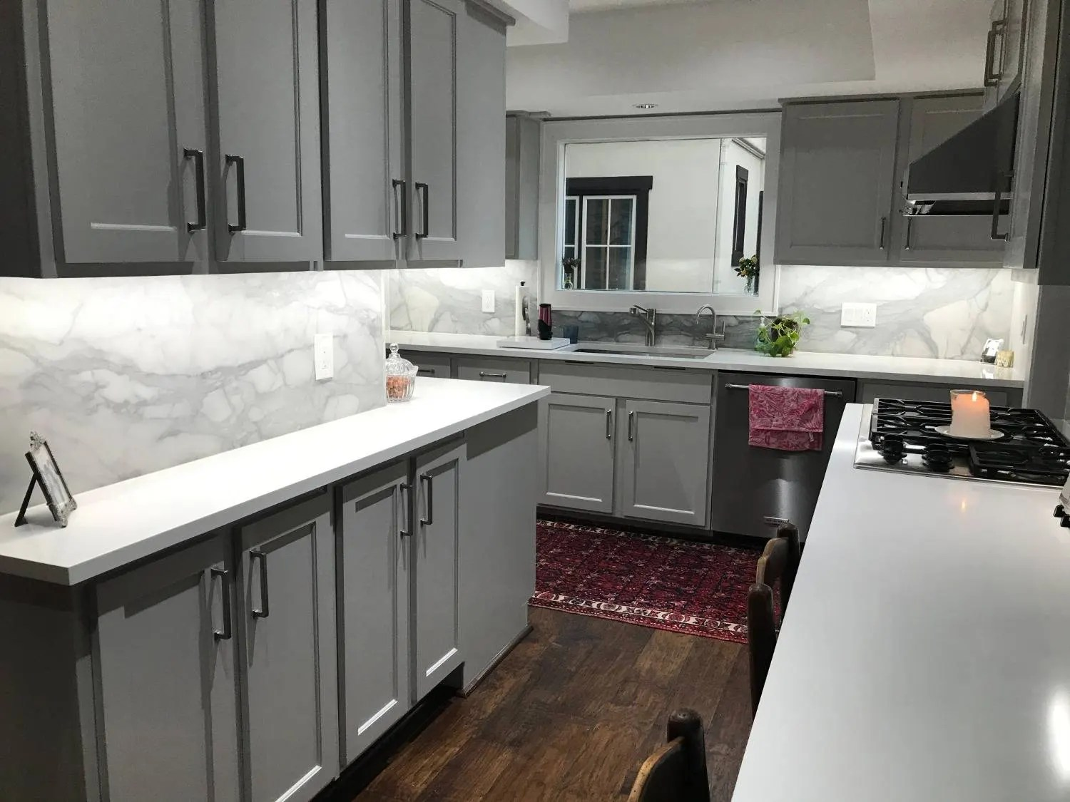 led under cabinet lighting projects