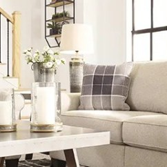 How To Make Living Room Online Furniture Your Small Look Larger Ashley Homestore Http