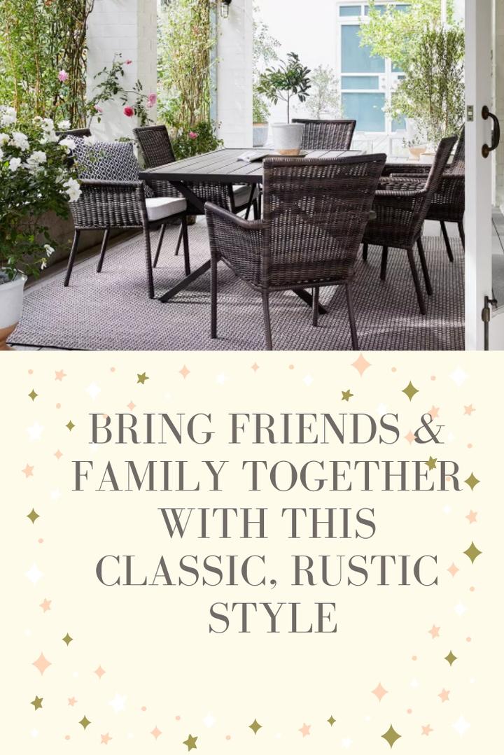 threshold outdoor furniture