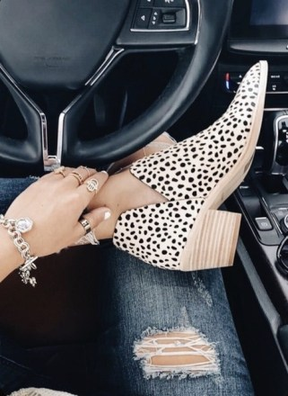 Shop these perfect fall shoes under $50!