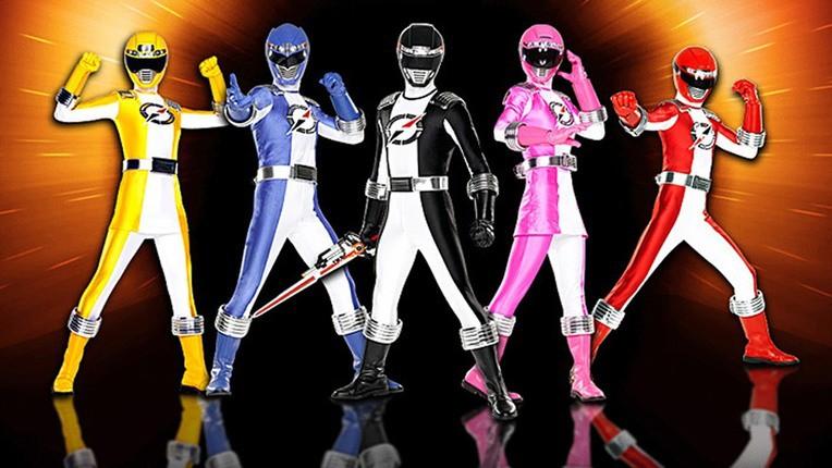 Kostum Power Rangers dari masa ke masa