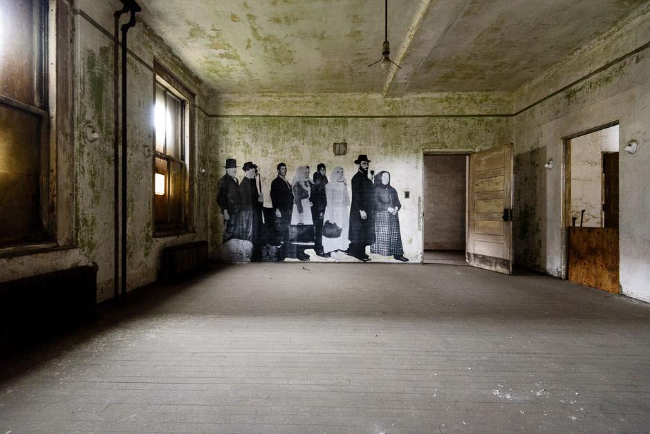 Ellis Island  JoshMadisoncom