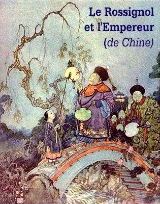 Le Rossignol Et L Empereur : rossignol, empereur, Rossignol, L'Empereur, Chine, L'histoire,, C'est, Conte, Faits...