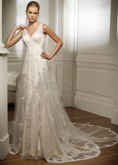 Western Style Lace Wedding Dresses on Sale  komals blog