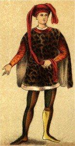 Vêtements Du Moyen Age Pour Les Nobles : vêtements, moyen, nobles, Vêtements, Moyen-Age, 15ème, Siècle, D'emploi, Faire, Arbre, Généalogique