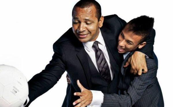 """Résultat de recherche d'images pour """"neymar et son pere"""""""