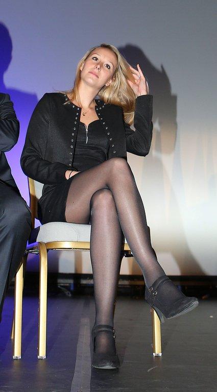 Marion Marechal Le Pen Sexy : marion, marechal, Belles, Jambes, Beaux, Pieds, Marion, Marechal, Emmapruce22