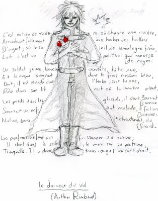 Le Dormeur Du Val Date : dormeur, Dormeur, D'Arthur, Rimbaud, Seth's